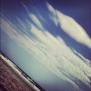 The ocean image