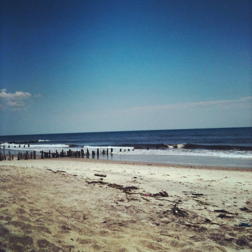 Fort Tilden beach image