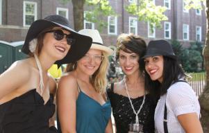 Christine, Lauren, Jana and Jess image