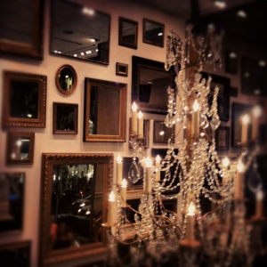 Mirrors and frames at Juicy Couture image